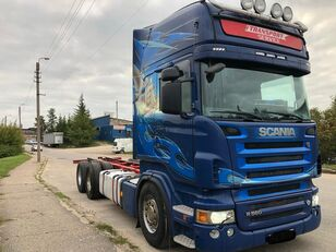 SCANIA R560 chassis truck