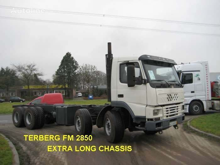 TERBERG FM2850 FM2850 - 8x4 - Chassis truck chassis truck