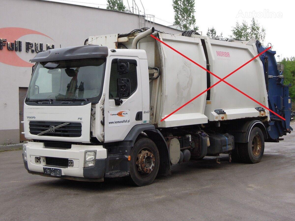 VOLVO FE 240 podwozie 5 metrów CZĘŚCI  chassis truck