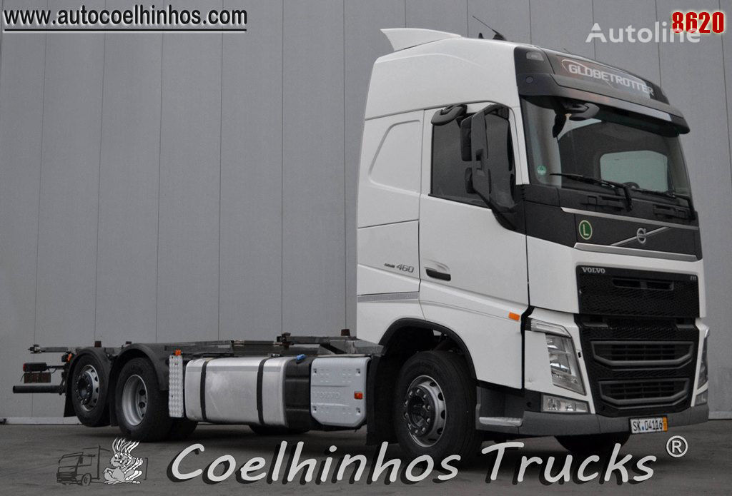 VOLVO FH 460  chassis truck