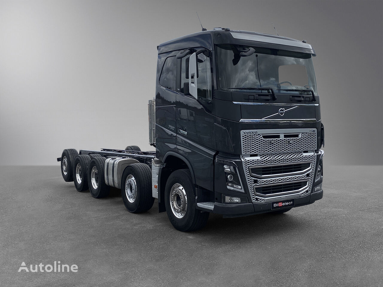 VOLVO FH16 750 10X4 chassis truck