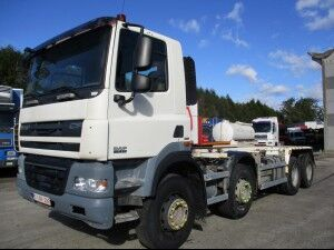 DAF CF 85.410 chassis truck