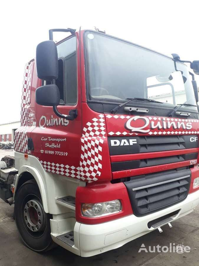 DAF CF 85, semi-trailer trucks chassis truck for parts