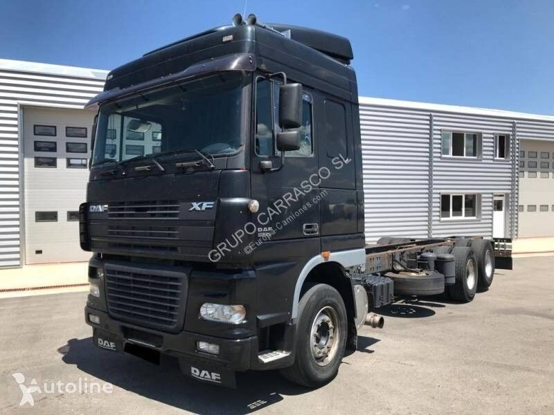 DAF XF95 95.380 chassis truck
