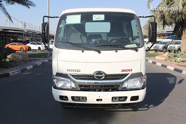 new HINO 512 chassis truck