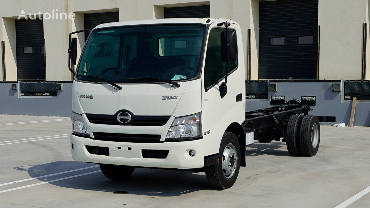 new HINO  816 Chassis chassis truck