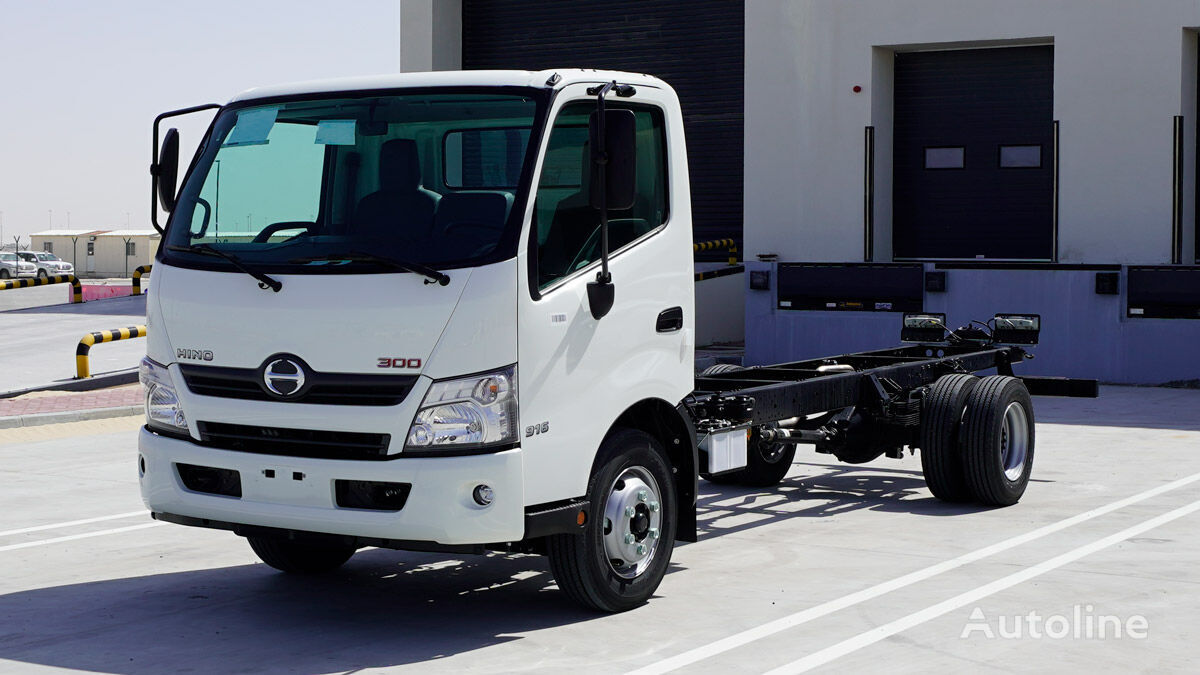 new HINO 916  chassis truck