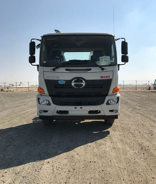 new HINO FG 1625 Chassis 10.3 Tons chassis truck