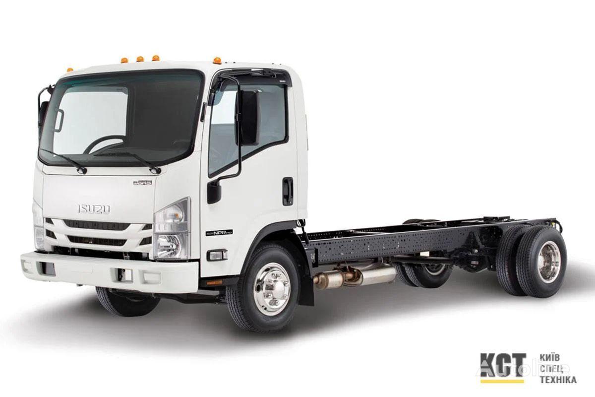 ISUZU NPR75K chassis truck