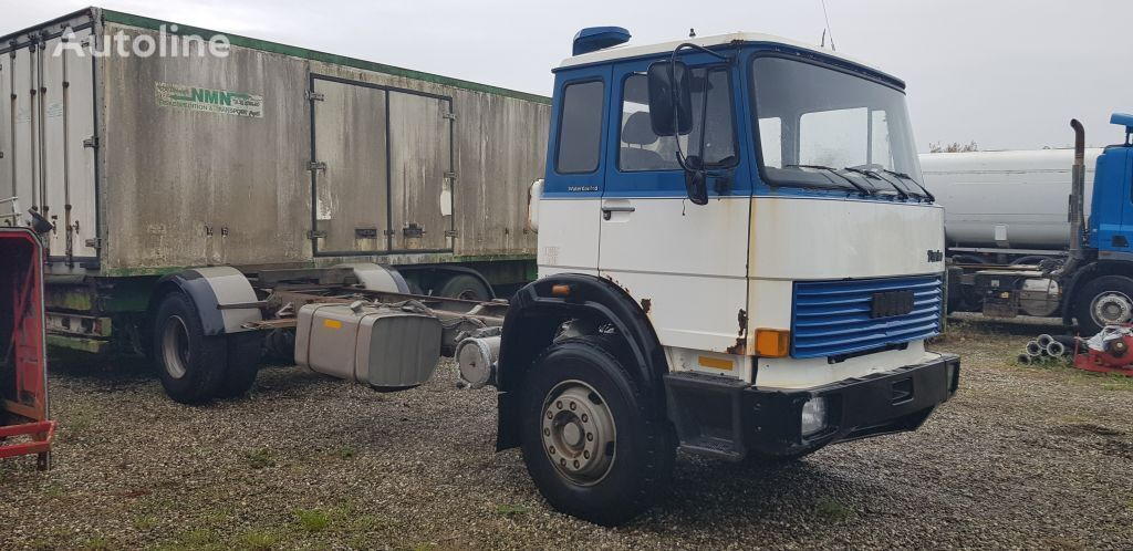 IVECO 165-24 Spring spring, Manuel, non electronic chassis truck