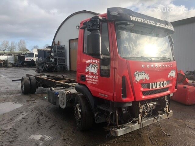 IVECO 6AS1000 TO (PART NR 504273353) chassis truck for parts