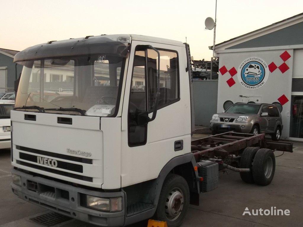 IVECO EUROCARGO 65E12 A TELAIO chassis truck