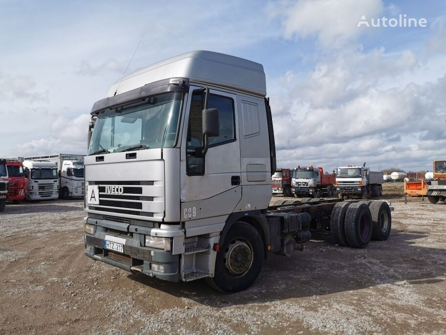 IVECO Eurostar 260E47 6x4 chassis truck