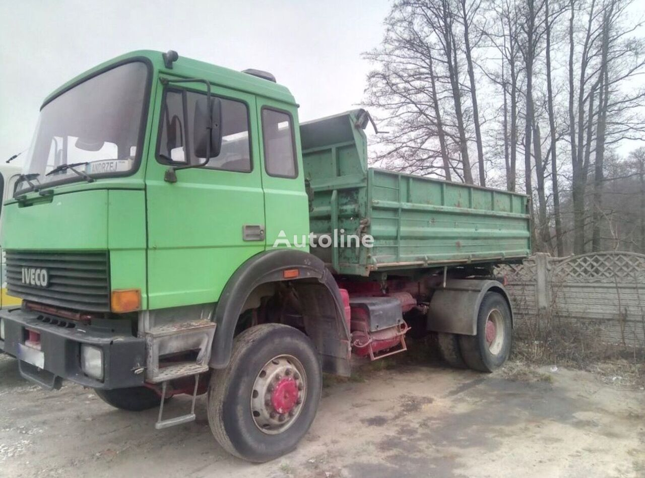 IVECO Magirus 230 chassis truck