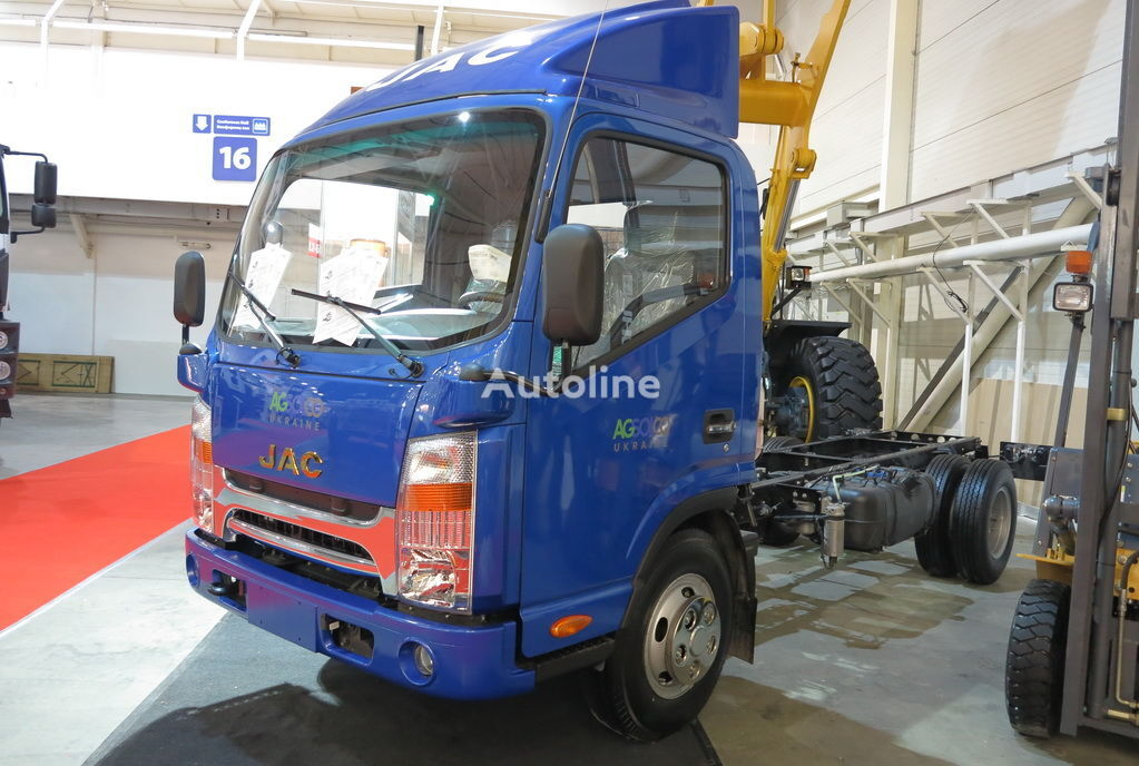 new JAC N56 chassis truck