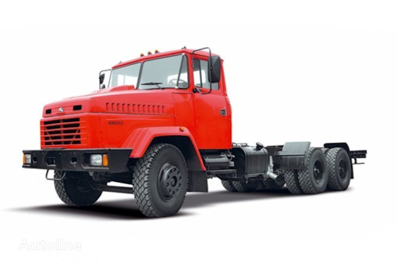 KRAZ 65053 chassis truck