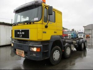 MAN 41-603 chassis truck
