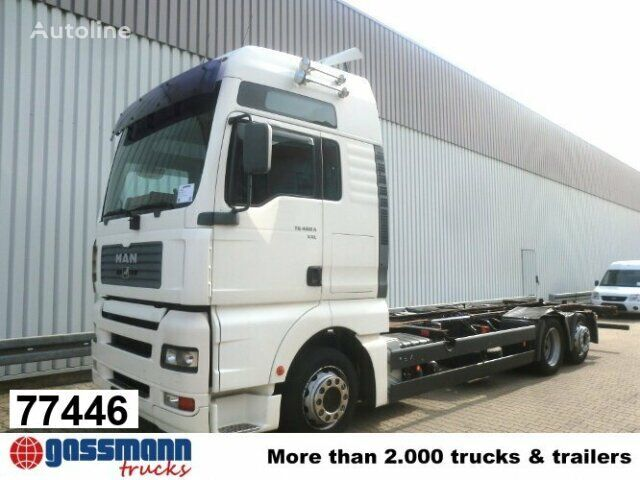 MAN TGA / 26.460 / Standheizung/Sitzhzg chassis truck