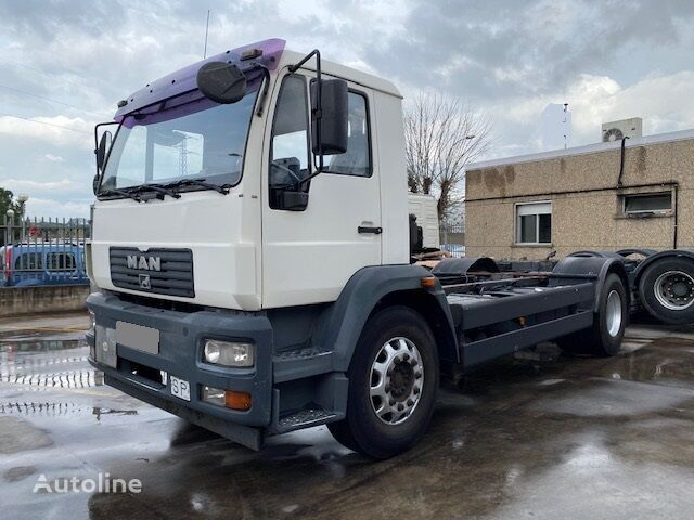MAN TGM18.280 chassis truck