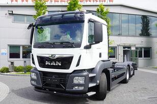 MAN TGS 26.400 , HYDRODRIVE , 6x6x4 , NEW , UNUSED , 400 km , steer/ chassis truck
