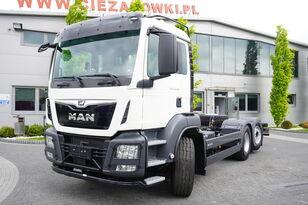 new MAN TGS 28.400 , E6 , 6x4x4 , HYDRODRIVE , NEW , UNUSED , 400 km , c chassis truck