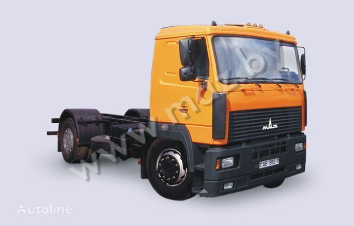 new MAZ 5340 (A2, A3) chassis truck
