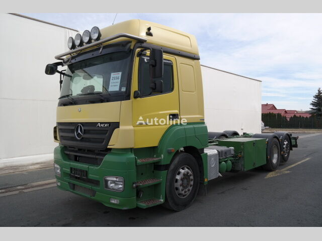 MERCEDES-BENZ AXOR 2540 L chassis truck