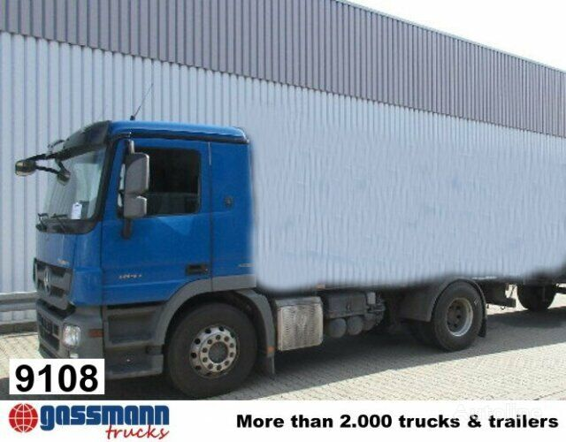 MERCEDES-BENZ Actros 1841L 4x2 1841L 4x2,Chassis mit Retarder chassis truck