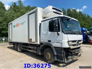MERCEDES-BENZ Actros 2536 6x2 Euro5 (Drivable) chassis truck