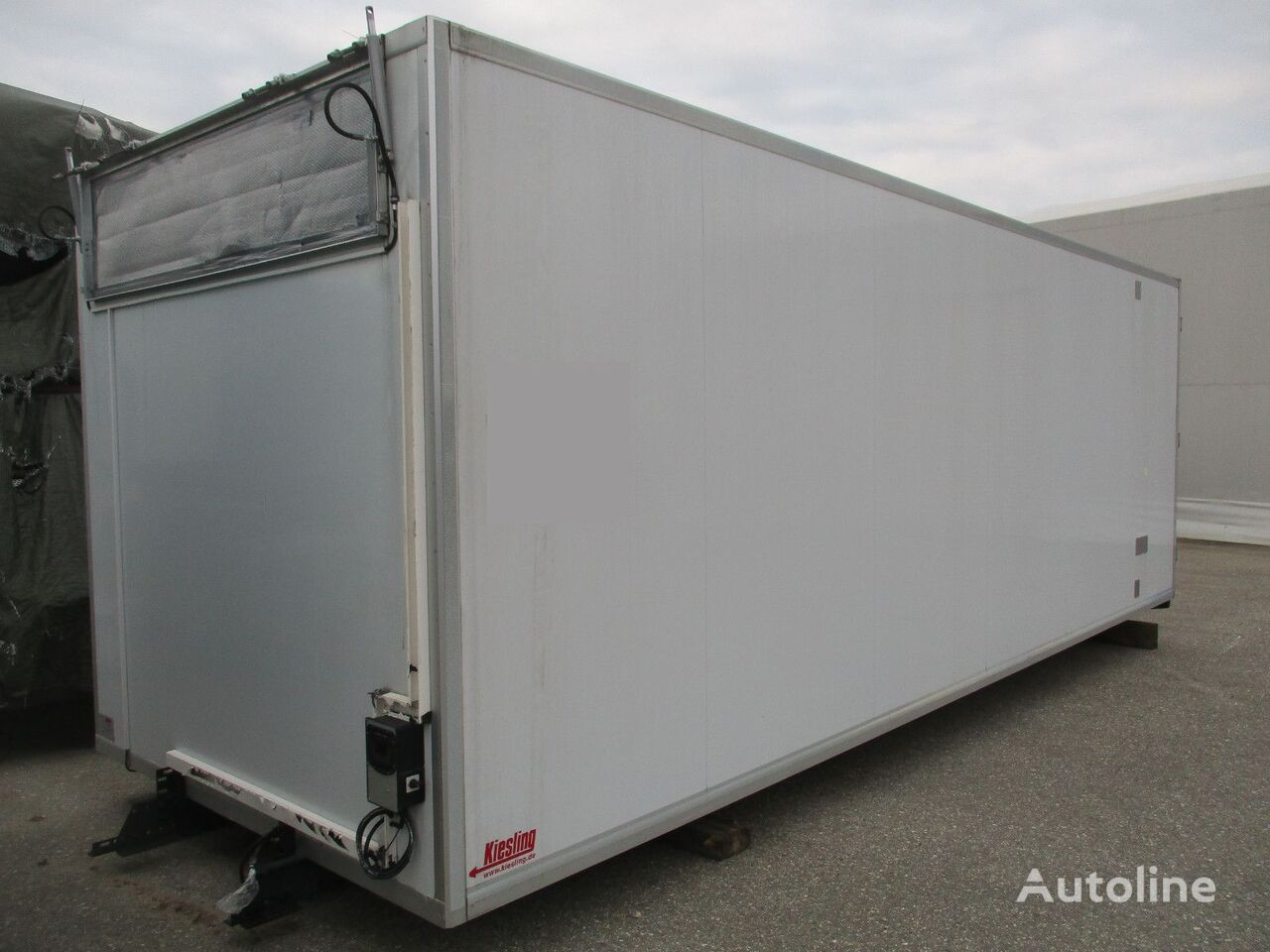 MERCEDES-BENZ Actros 2548L BDF  chassis truck