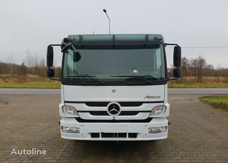 MERCEDES-BENZ Atego 1324 chassis truck