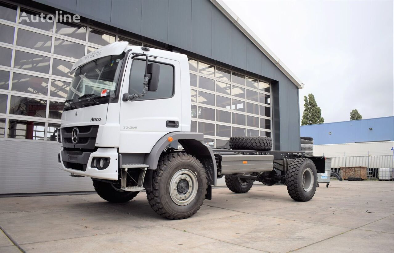 new MERCEDES-BENZ Atego 1725 4×4 chassis truck