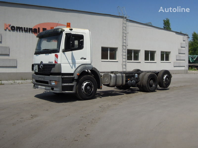 MERCEDES-BENZ Atego 2628 chassis truck