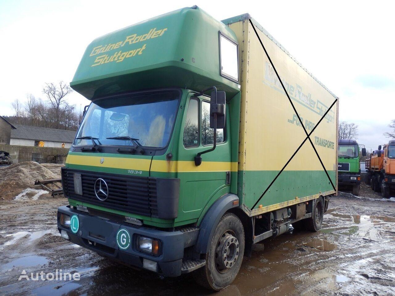 MERCEDES-BENZ SK 1834 KLIMA RETARDER chassis truck