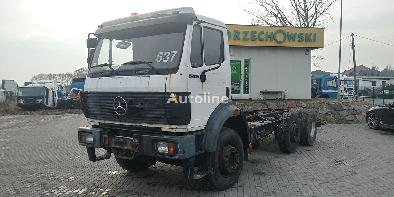 MERCEDES-BENZ SK 2527 chassis truck