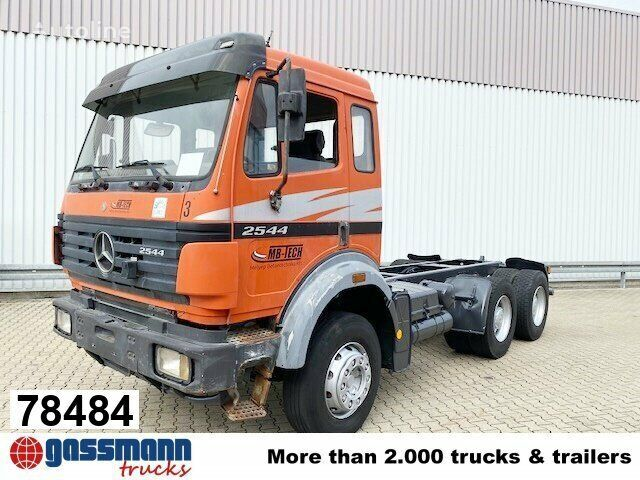 MERCEDES-BENZ SK 2544K   chassis truck