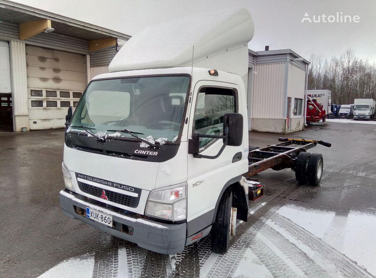 MITSUBISHI FUSO 7 CANTER C14 chassis truck