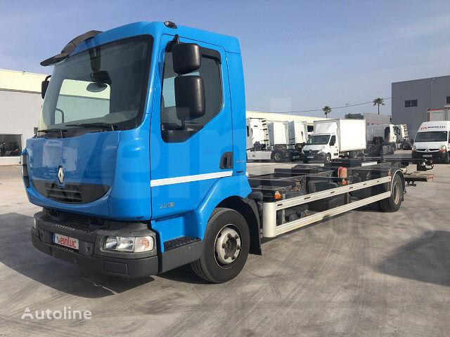 RENAULT MIDLUM 220.12  chassis truck