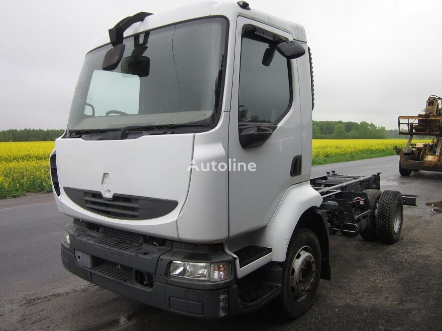 new RENAULT Midlum 220 chassis truck