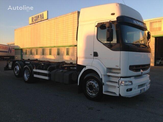 RENAULT PREMIUIM 400 chassis truck