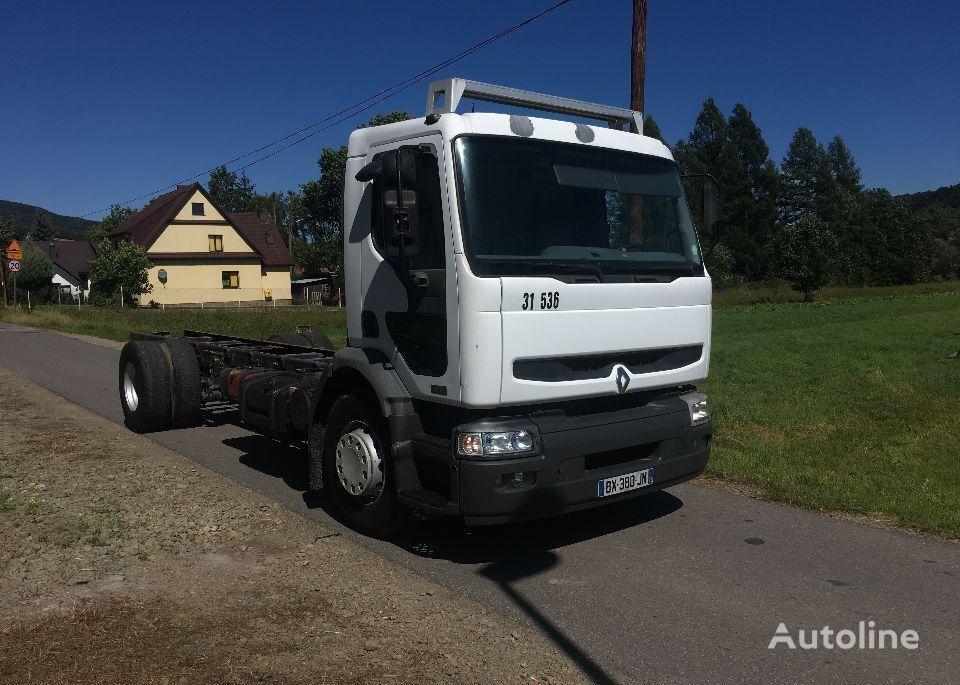 RENAULT PREMIUM 270 DCI  chassis truck