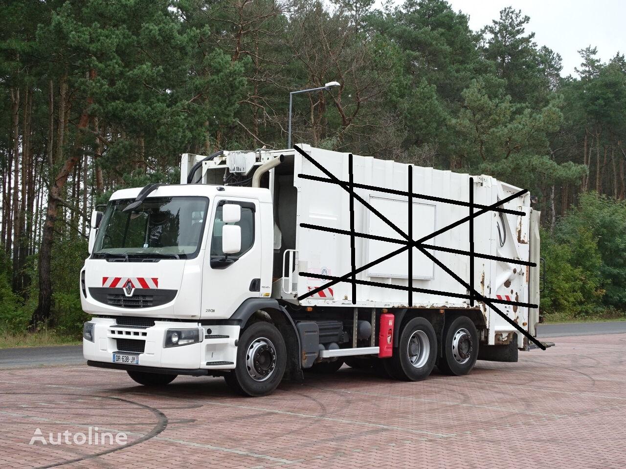 RENAULT PREMIUM 280 DXI  chassis truck