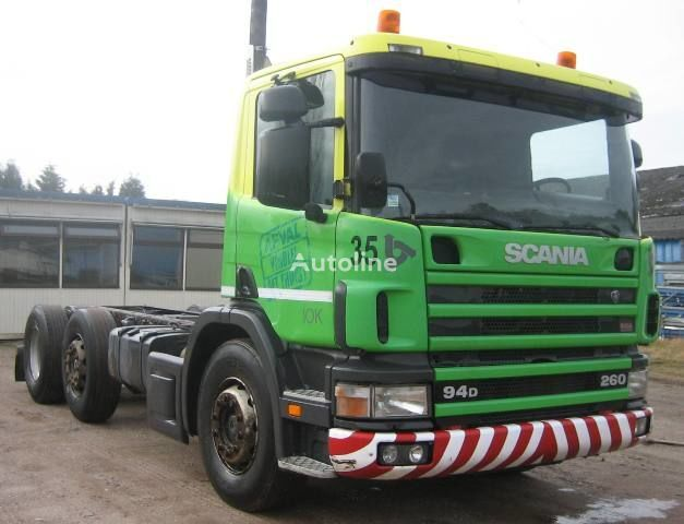 SCANIA P94 chassis truck