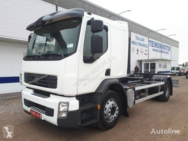 VOLVO FE chassis truck