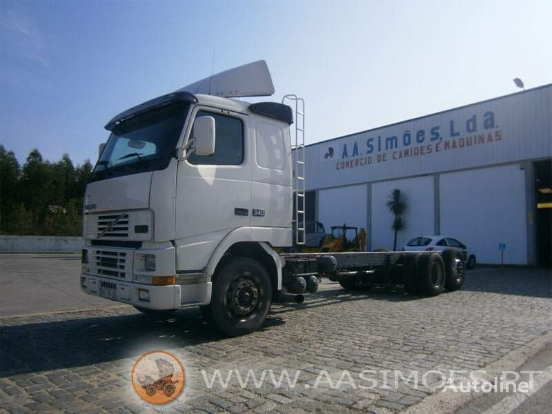 VOLVO FH12 340  chassis truck