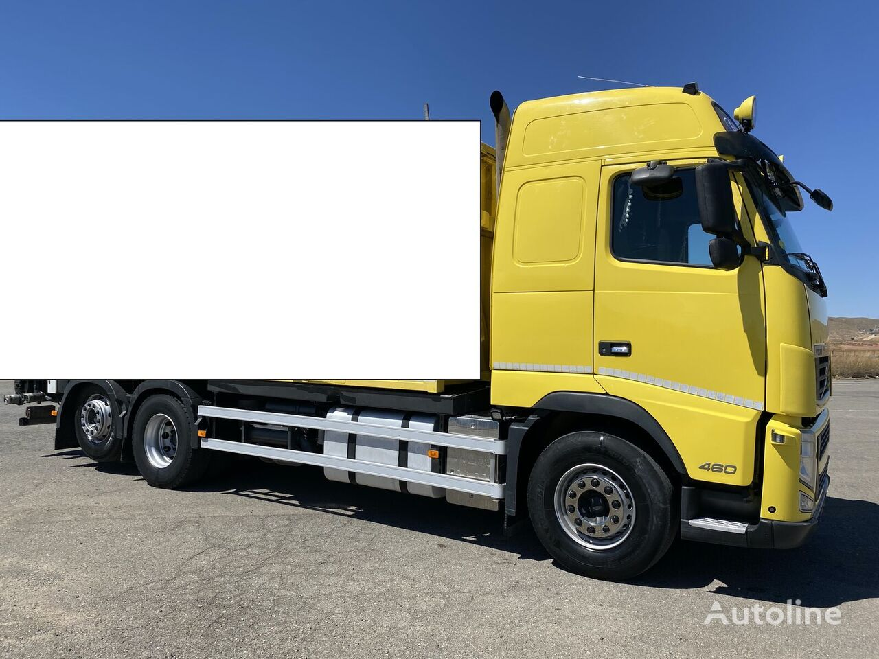 VOLVO FH13 460 chassis truck