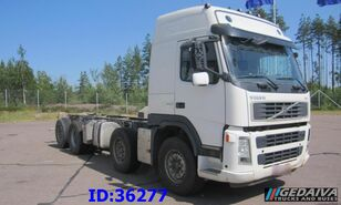 VOLVO FH13 460 - 8x2 - Euro5 - Big axles chassis truck