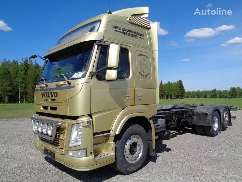 VOLVO FM chassis truck
