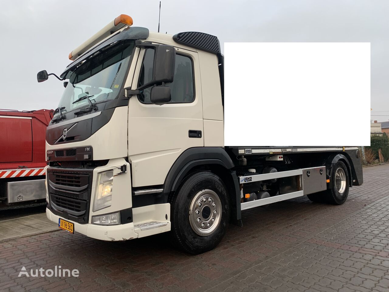 VOLVO FM 380  chassis truck