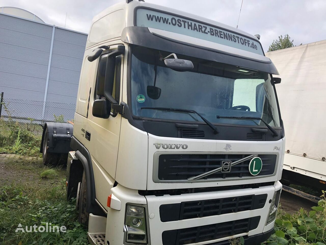 VOLVO FM 440 chassis truck